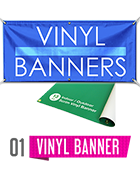 Vynil Banners